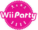 Wii Party game logo