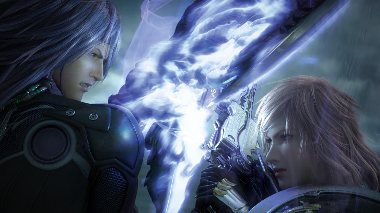 Amazon.com: Final Fantasy XIII-2: Xbox 360: Square Enix LLC: Video