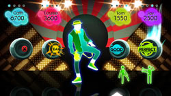 45+ chart-topping dance tracks included in Just Dance 2