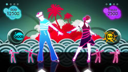 New dance genres and choreography in Just Dance 2