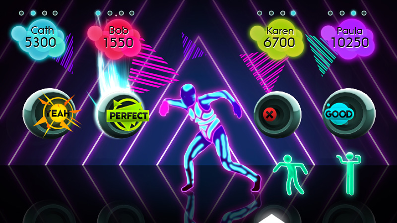 new game modes in Just Dance 2