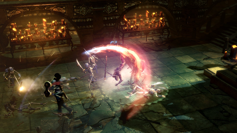 Amazon.com: Dungeon Siege III - Xbox 360: Square Enix USA: Video Games