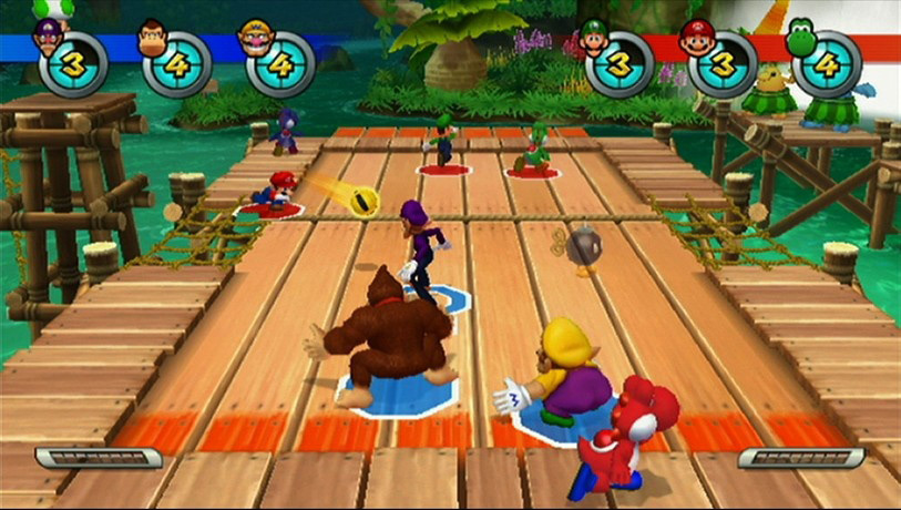 Amazon.com: Mario Sports Mix: Video Games