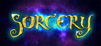 Sorcery game logo