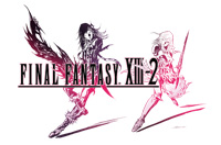 FINAL FANTASY XIII-2 game logo