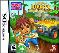 Mega Bloks Diego's Build and Rescue boxshot