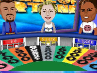 Multiplayer score tally in Wheel of Fortune for DS
