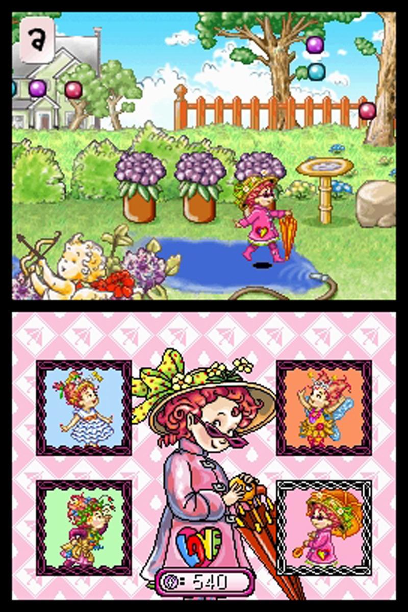 Amazon.com: Fancy Nancy: Tea Party Time - Nintendo DS: Video Games