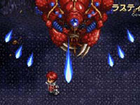 Boss battle from YS: I&II Chronicles