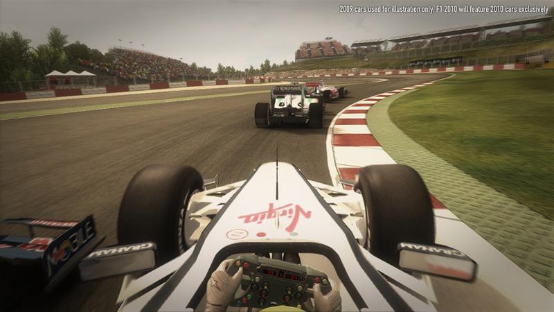 F1 2010 скачать торрент img-1