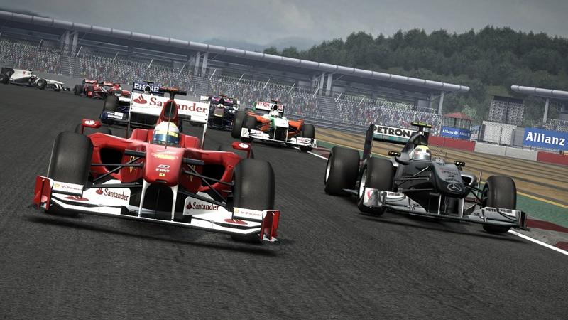 F1 2010 скачать торрент - фото 5