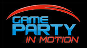 Game Party: In Motion game logo