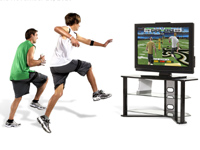 Fun for the whole family in EA Sports Active NFL Training Camp