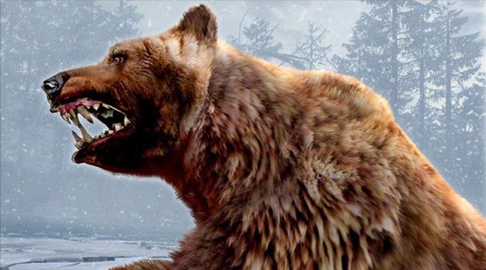 Amazon.com: Cabela's Dangerous Hunts 2011 - Playstation 3: Video Games Grizzly Bear Face Logo