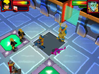 Wolverine in action in Marvel Super Hero Squad: The Infinity Gauntlet
