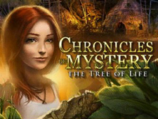 Chronicles Of Mystery: The Secret Tree of Life game load screen
