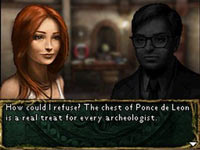 NPC interaction from Chronicles Of Mystery: The Secret Tree of Life