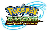 Pokémon Ranger: Guardian Signs game logo