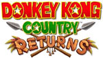 Donkey Kong Country Returns game logo