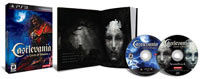 Castlevania: Lords of Shadow Limited Edition box contents for PS3