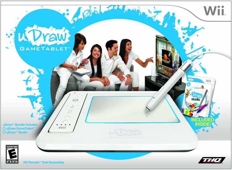 draw game for wii
