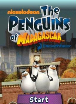 Amazoncom The Penguins of Madagascar Nintendo DS Video Games
