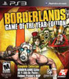 Borderlands Game of the Year box for PS3