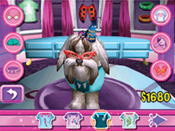 Amazon.com: Barbie Groom And Glam Pup - Nintendo DS: Video