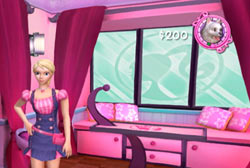 Games Barbie Fashion Show Your glam pup mentor Barbie