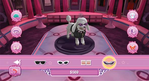 Amazon.com: Barbie Groom And Glam Pups - Nintendo Wii