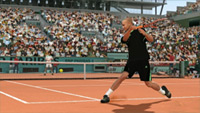 Play as Andre Agassi