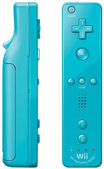 amazon com wii remote controller blue nintendo wii video games rh amazon com Wii U Controller Wii Classic Controller Pro Review