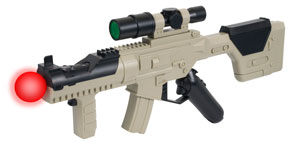 Sub Machine Gun For PlayStation Move