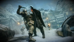 Hand-to-hand combat in Killzone 3: Helghast Edition