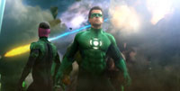Play as Hal Jordan