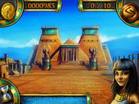 Game screenshot from Jewels of Ancient Pharaoh's