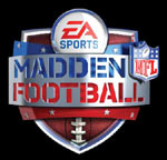 Madden NFL Football 3DS game logo