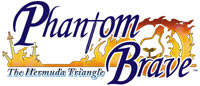 Phantom Brave: Heroes of the Hermuda Triangle game logo