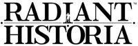 Radiant Historia game logo