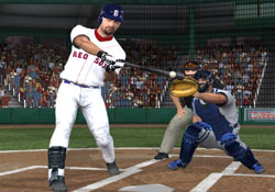 MLB 11: The Show for PS2 screen 1