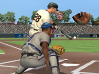 MLB 11: The Show for PS2 screen 2