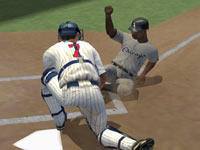 MLB 11: The Show for PS2 screen 3