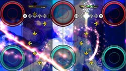 Gameplay from DanceDanceRevolution for Xbox 360