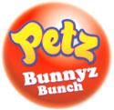 Petz Bunnyz Bunch game logo