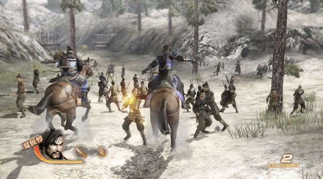 Dynasty Warriors 7 with Xtreme Legends (PC/RIP/ENG)