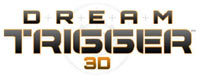 Dream Trigger 3D game logo
