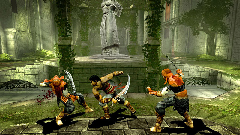 how to download prince of persia warrior within for android
