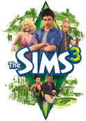 The Sims 3 3DS game logo