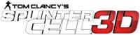 Tom Clancy's Splinter Cell 3D game logo