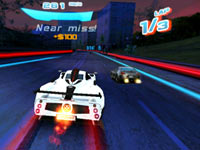 A high speed challenge from Asphalt 3D